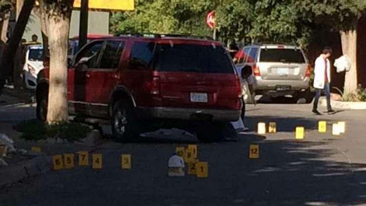 Un hombre muerto y una mujer herida deja atentado a balazos en Sinaloa