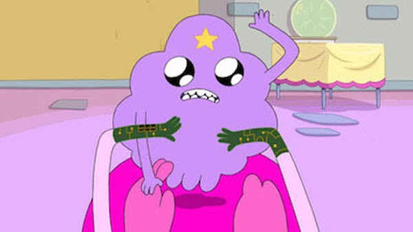 Adventure Time - Season 5 Episode 52: Billy's Bucket List