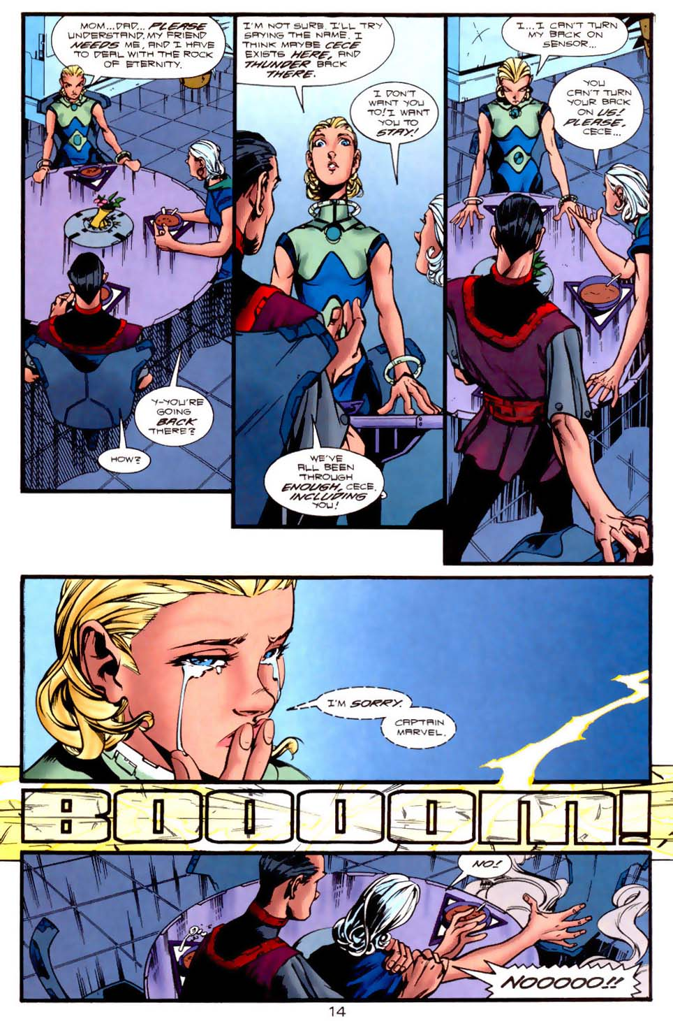Legion of Super-Heroes (1989) 116 Page 14