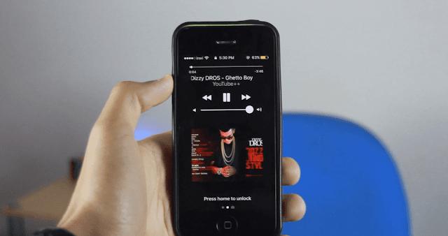 تحميل الأغاني والفيديوهات على الأيفون بدون جلبريك ولا حاسوب