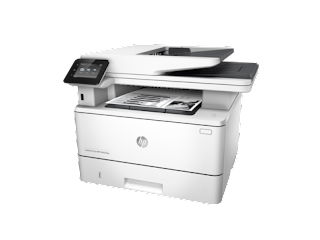 HP LaserJet Pro MFP M427fdw driver download Windows 10, Mac