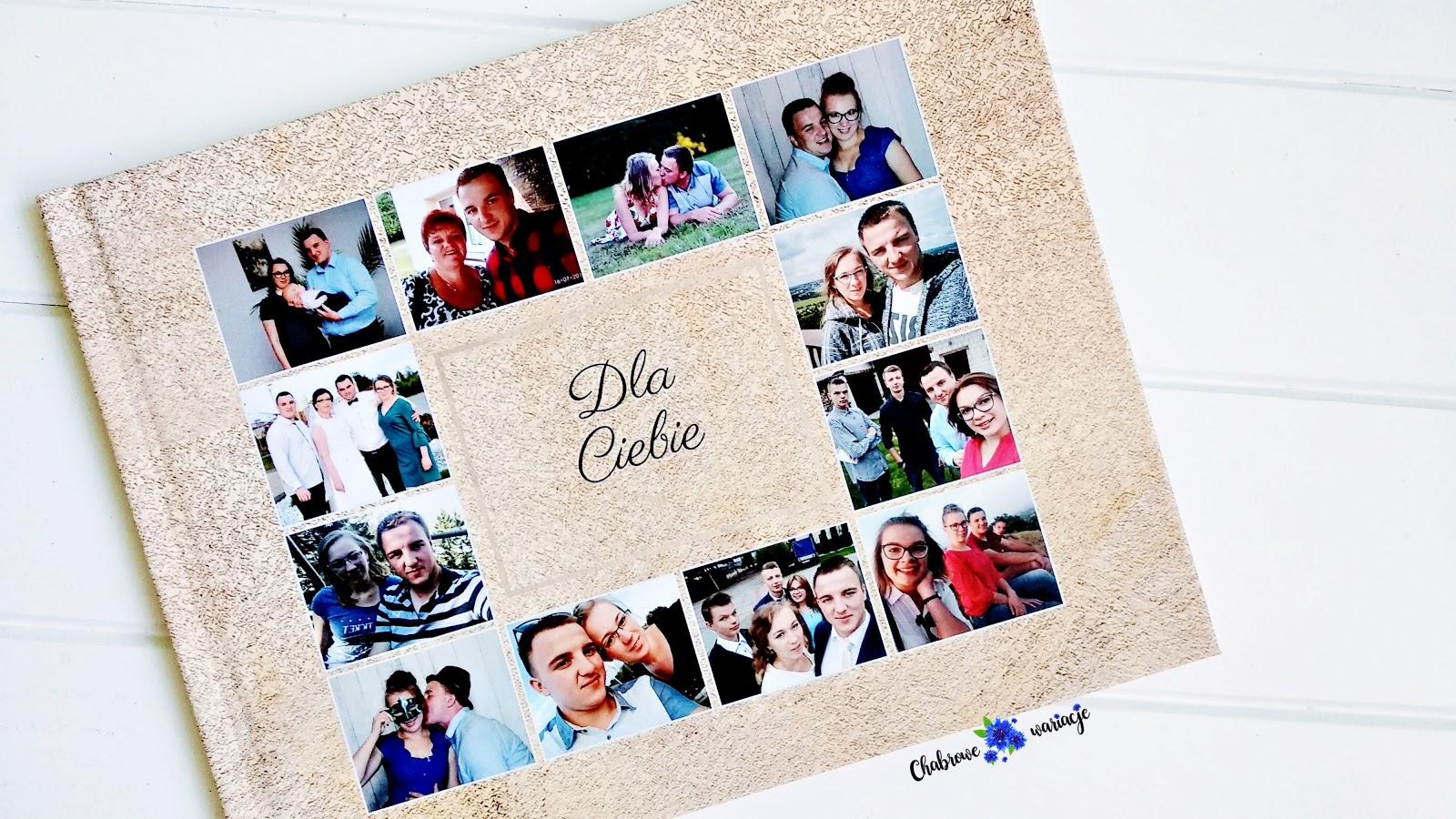 Uwiecznij Wasze wspomnienia w fotoksiążce. Idealny prezent dla chłopaka.