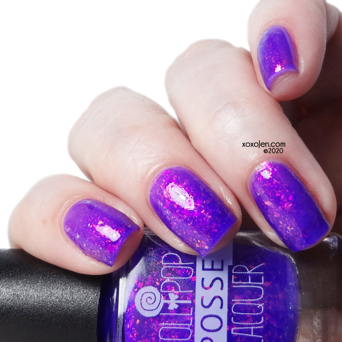 xoxoJen's swatch of Lollipop Posse All Mimsy