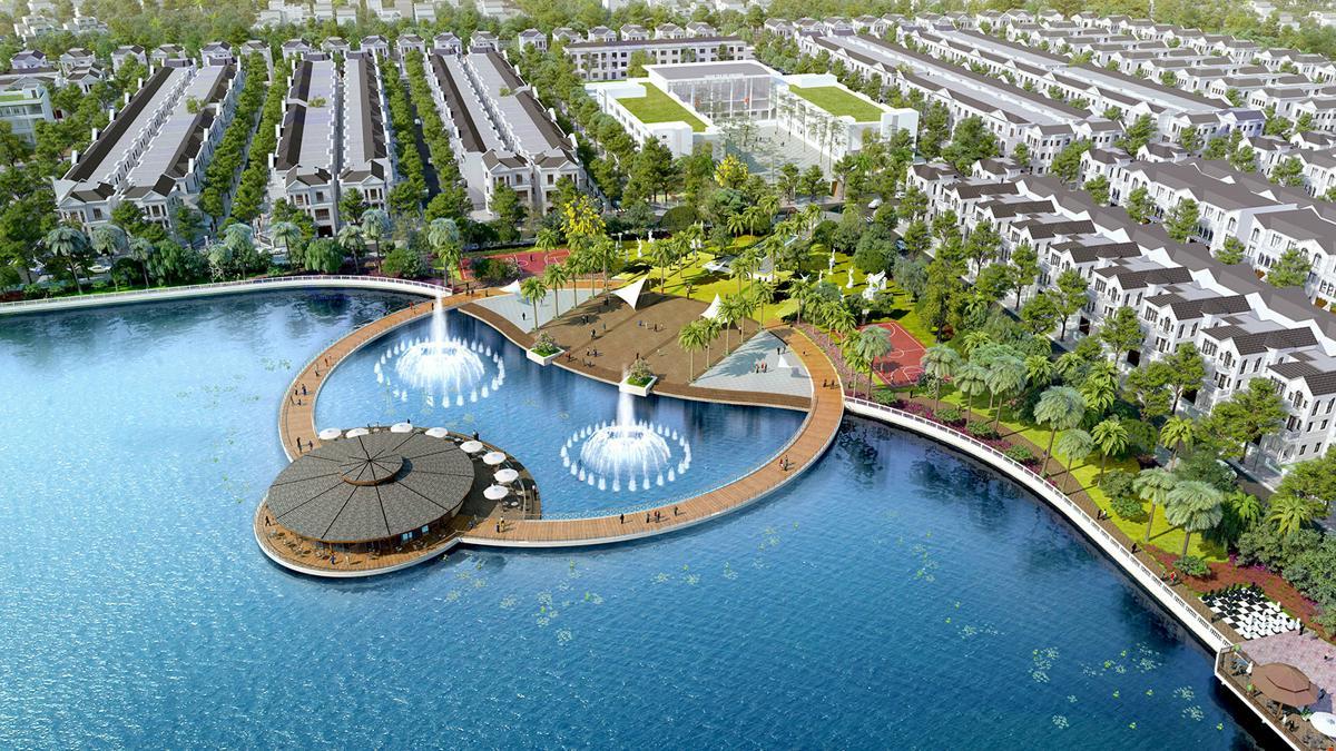 Biệt thự liền kề VinCity Ocean Park Gia Lâm