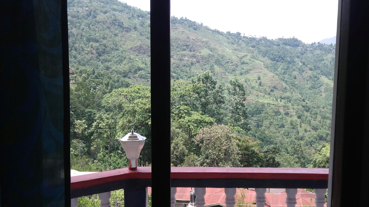 Bara Mangwa Orange Villa