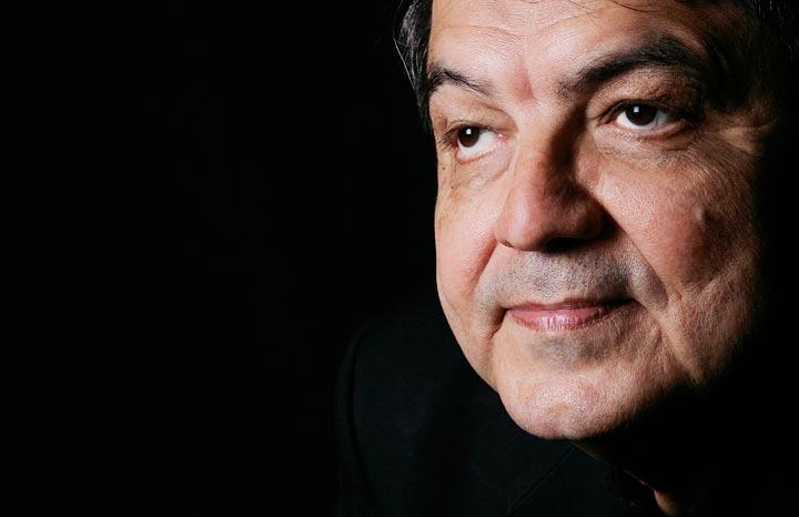 Sergio Ramírez. Fotografía de Daniel Mordzinski. Cortesía Penguin Random House Grupo Editorial.