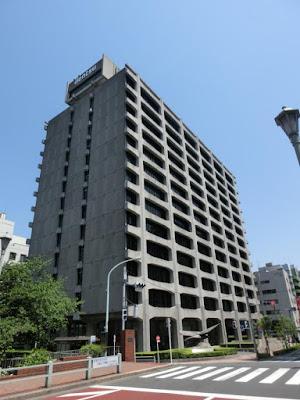 日本の建築を世界レベルに。建築家、世界の丹下健三(Architecture) 電通テック本社ビル 1967