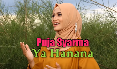 Download Lagu Puja Syarma Ya Hanana Mp3 Single Religi Terbaru 2018,Puja Syarma, Lagu Religi, Lagu Cover, 2018