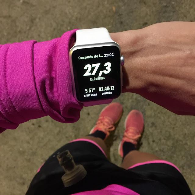 Mi diario runner, entrenamiento, maraton valencia, motivacion