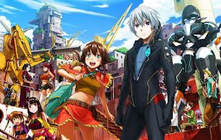 Suisei no Gargantia BD (Episode 01 – 13) Sub Indo + 4 OVA