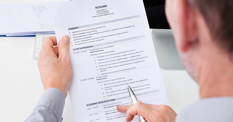 with your resume show you re up to date
