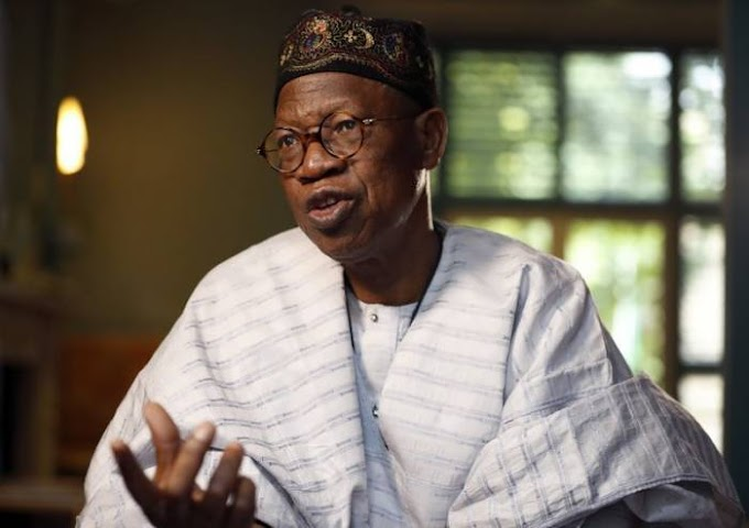 President Buhari acted within the law by suspending Justice Onnoghen – Lai Mohammed