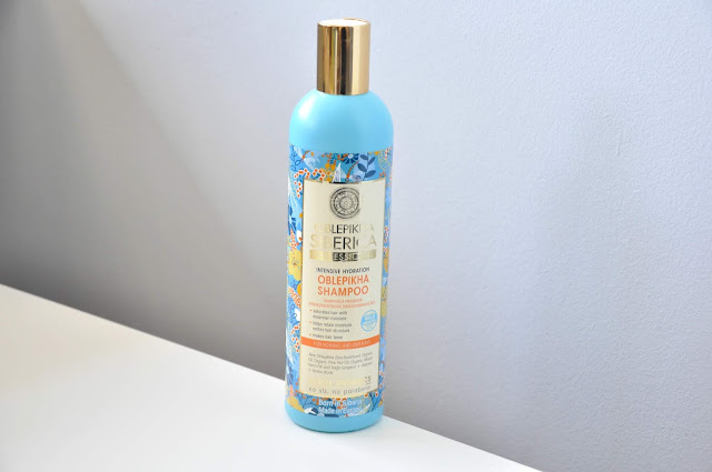 szampon natura siberica professional oblepikha shampoo