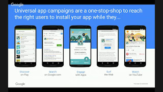 Adwords universal app