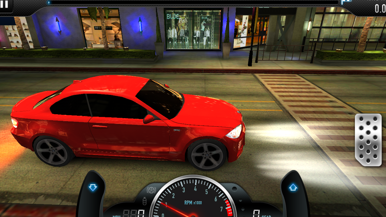 PC Downloads Hunt: CSR Racing Game For Android