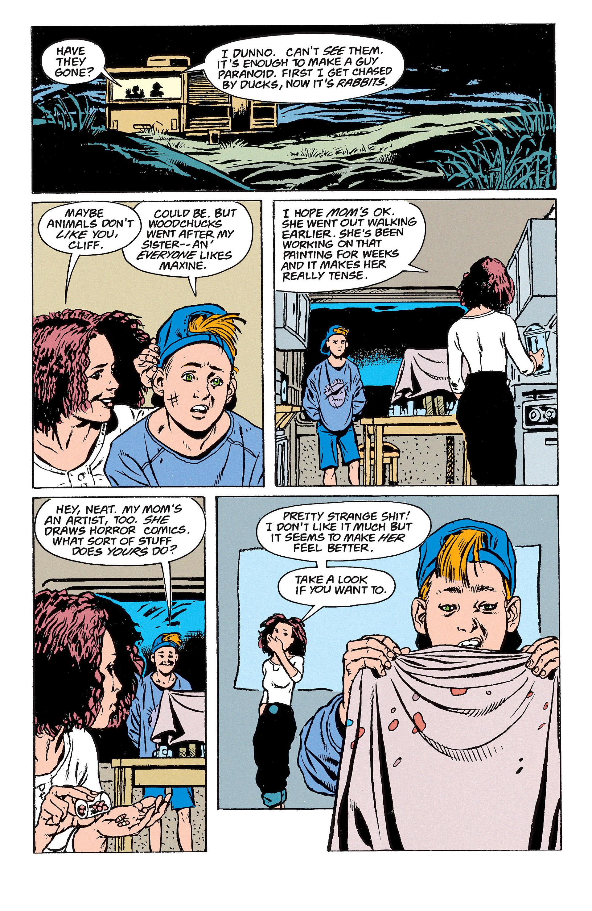 Read online Animal Man (1988) comic -  Issue #62 - 10