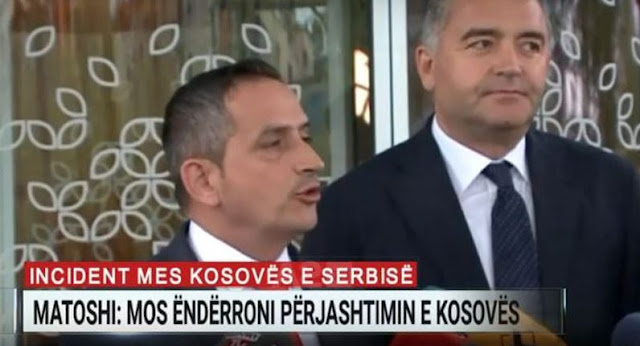 Incident between Kosovo and Serbia in Tirana UN conference