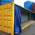 Container 40 feet cắt vách