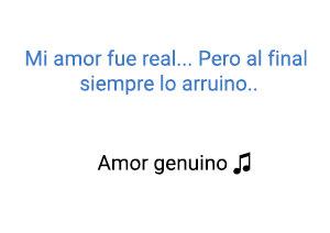 Ozuna Amor Genuino significado de la canción.