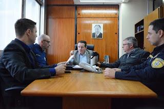 Deputado Ronaldo Santini reúne lideranças para aumentar número de municípios com Guardas Municipais no Rio Grande do Sul