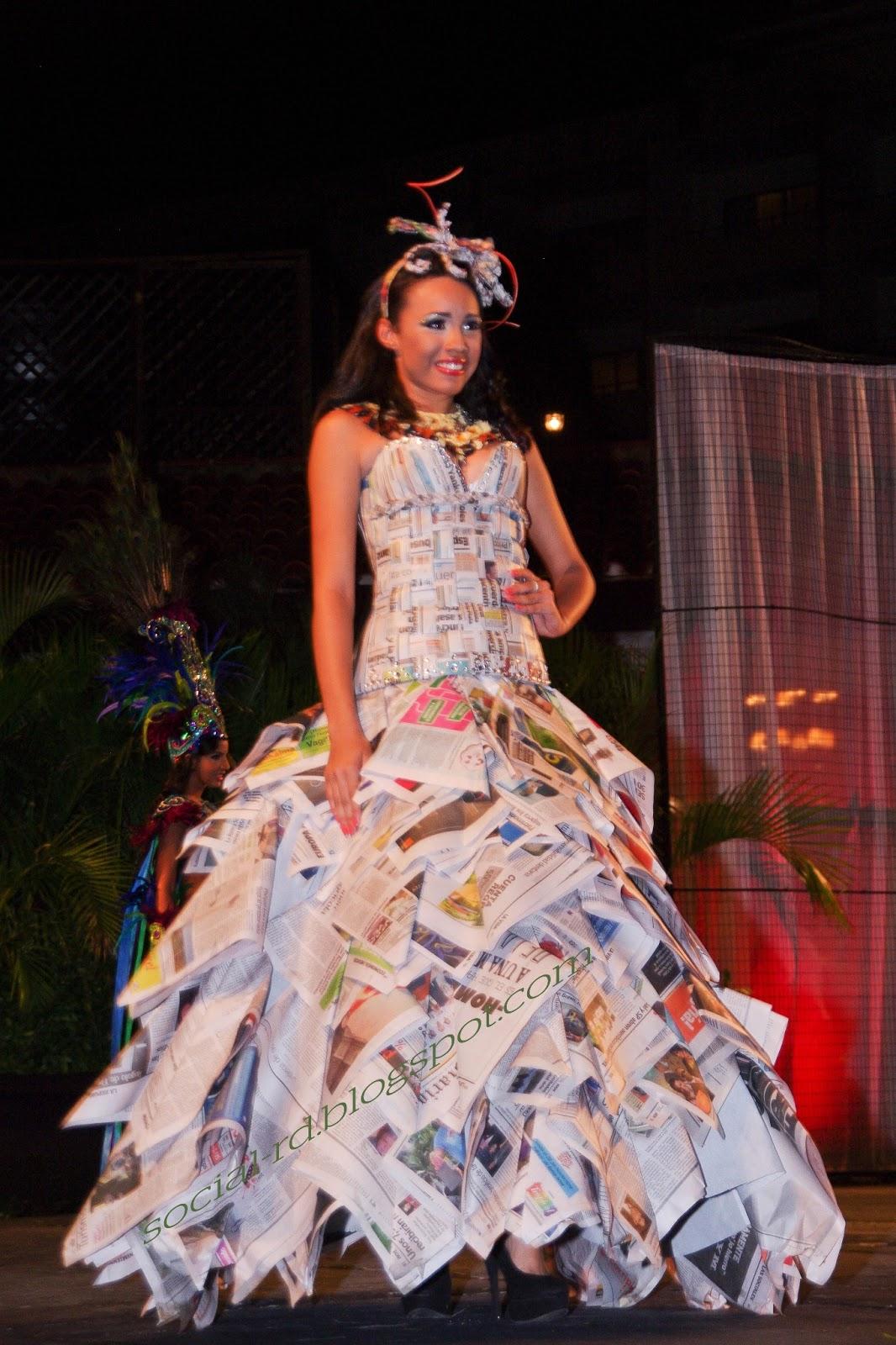 Vestidos Elegantes Reciclados