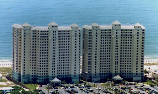 Gulf-front Gulf Shores vacation rental by owner, Beach Club condominium home.