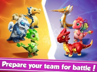 Dragon Mania Legends Apk Free Download v2.9.0r Latest For Android