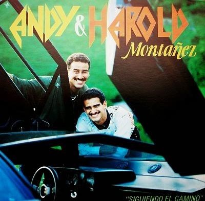 SIGUIENDO EL CAMINO - ANDY Y HAROLD MONTAÑEZ (1988)