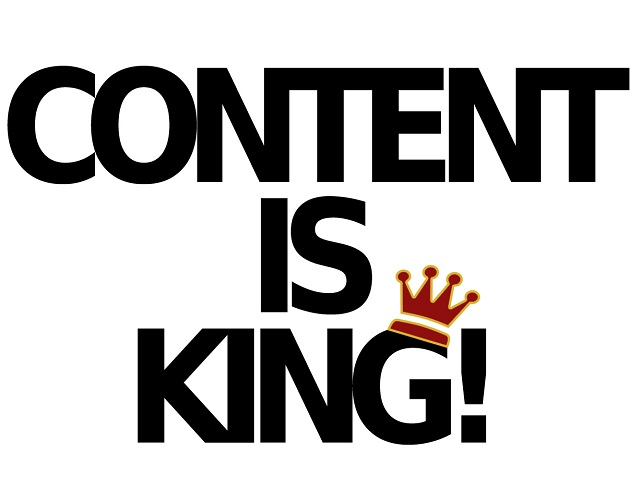 With Quality Content, Make A Beeline For Buyers