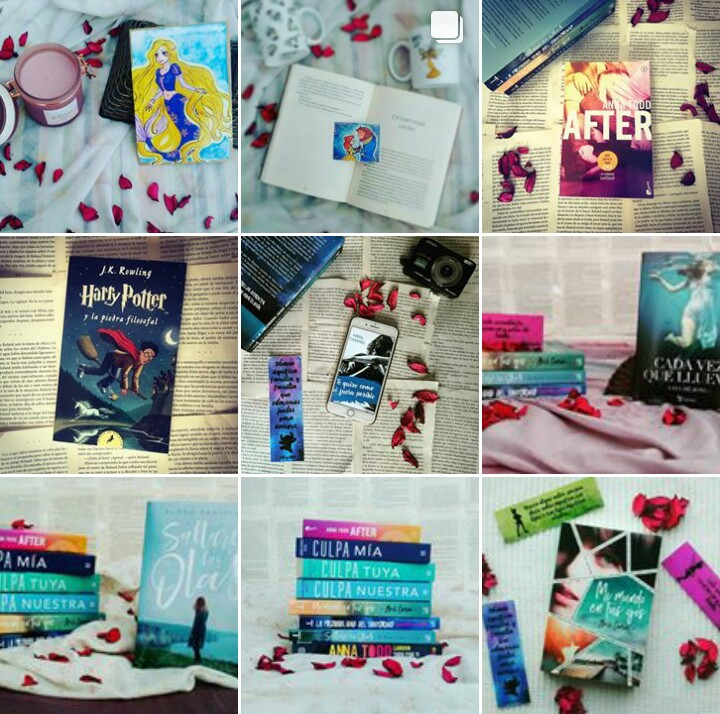 MI BOOKSTRAGRAM