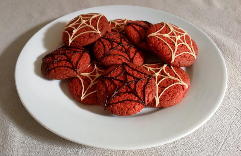 Spidermankoekjes