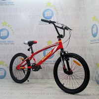 Sepeda BMX Wimcycle Arrow Police 20 Inci