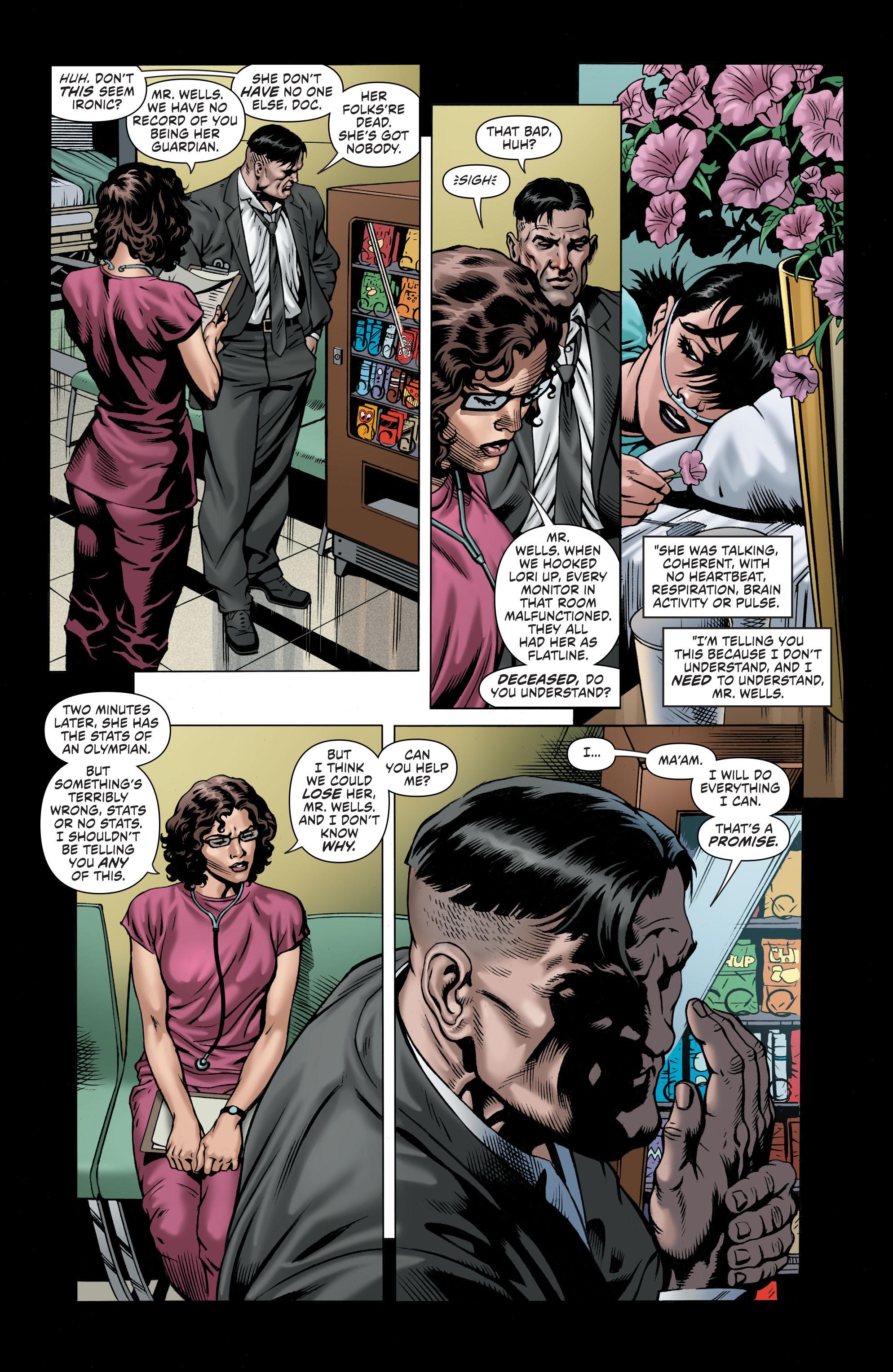 Read online Secret Six (2015) comic -  Issue #7 - 9