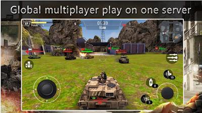 Super Tank Wars Mod Apk