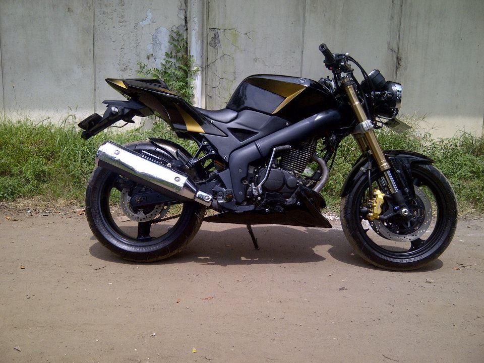 Kumpulan Modifikasi Sepeda Motor Honda Cb 2012
