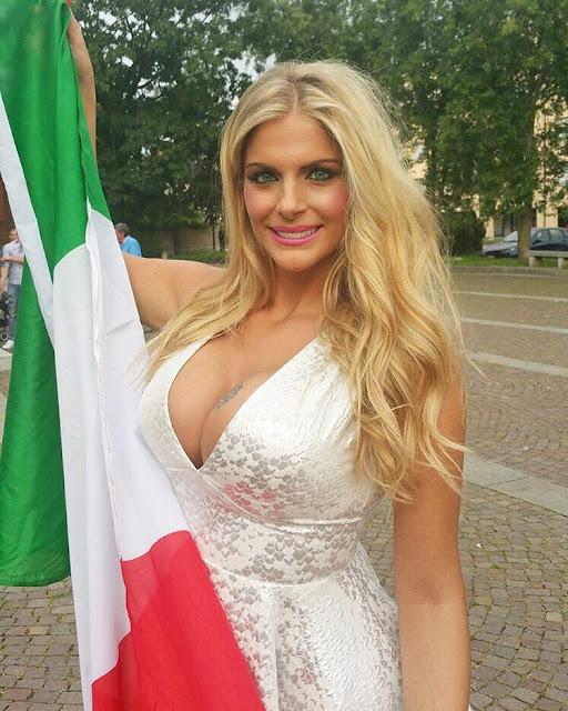 Sexy Italia: Francesca Cipriani