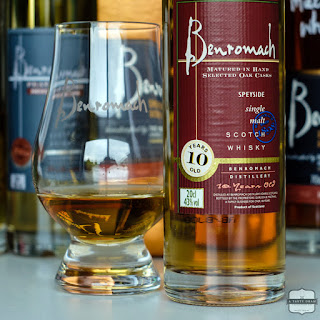 Benromach 10 older version