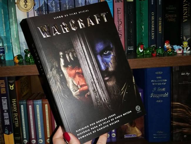 Resenha livro Warcraft