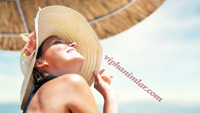 Cildinizi Güneşten Koruyan En İyi 5 Gıda - viphanimlar.com