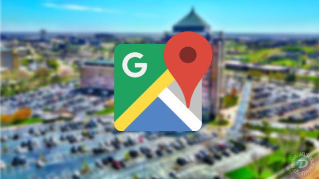 Google Maps vai te ajudar a estacionar