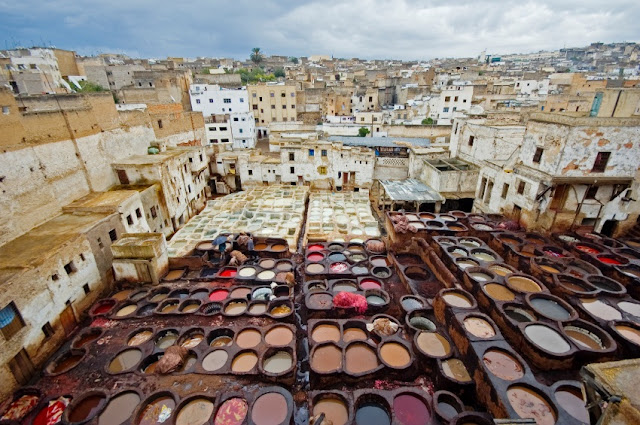 Start your Adventure Tours from Fes