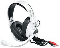 Microphone dan Headphone - Perangkat Input