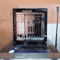 Beli Pabx Panasonic KX-TDA100 Second Bekas