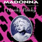 Madonna Hanky Panky Lyrics Pop