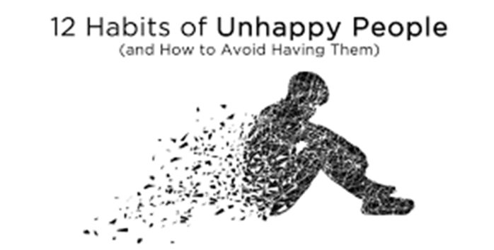 Bad Habits Of Unhappy People And How To Get Rid Of Them