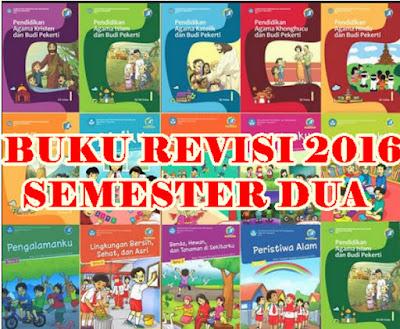 Buku Tematik Kelas 4 Kurikulum 2013 Semester 1 Dan 2 Administrasi Guru Kurikulum 2013