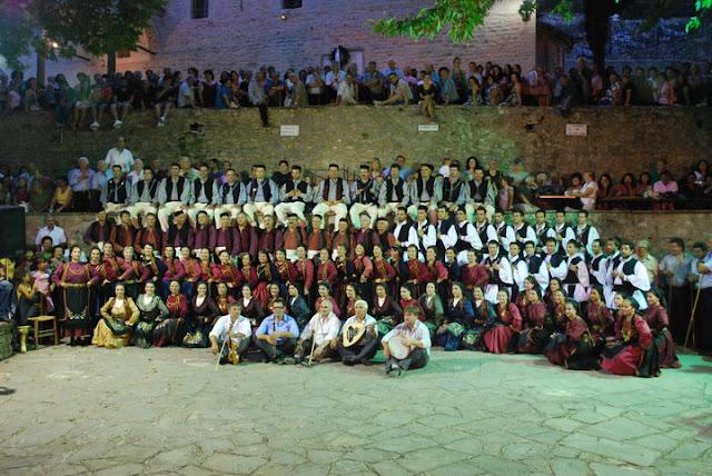 Πρέβεζα: Μουσικοχορευτική εκδήλωση Συνδέσμου Συρρακιωτών Πρέβεζας την Δευτέρα (16/7) στο Κηποθέατρο