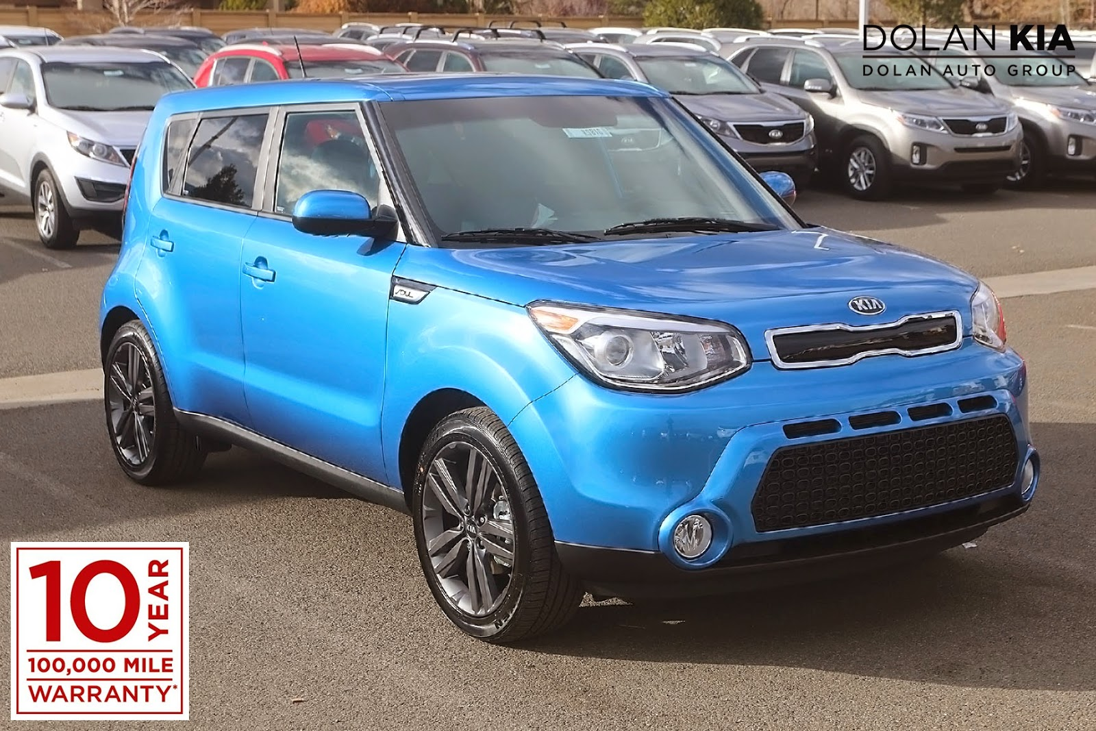 2017 Kia Soul Caribbean Blue Special Edition High Resolution Pics Tha