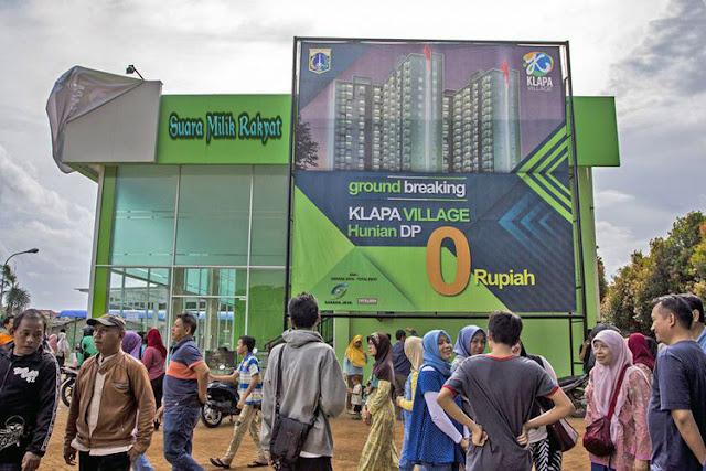 Fraksi PKB DPRD DKI Mengatakan Rumah DP Nol Rupiah Dinilai Terlalu Memberatkan Warga Jakarta