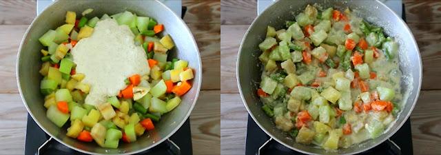 Avial Recipe Jeyashri Kitchen